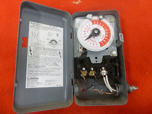 Paragon electrical timer