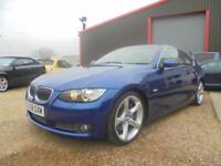 2008 58 BMW 3 SERIES 3.0 335D SE 2D AUTO 282 BHP DIESEL