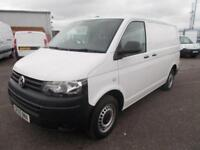 Volkswagen Transporter 2.0 Tdi 102Ps Startline Van DIESEL MANUAL WHITE (2015)