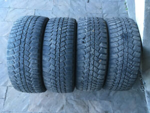 4 PNEUS / 4 ALL SEASON TIRES 205/55/16 MARSHAL