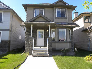 Beautiful south terwillegar house for rent