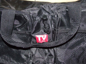 TV Guide Travel Bag w Strap - NEW - $10.00
