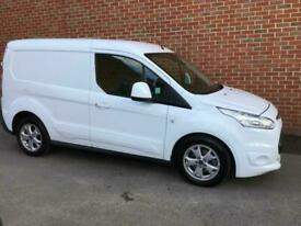 2017 Ford transit connect LTD
