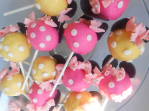 Cakes, Cake Pops, Cupcakes, Cookies, 3D toppers
