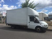 Ford Transit Luton Van With Tail Lift