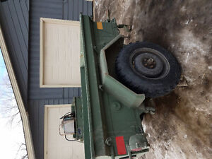 M101 army jeep trailer 1/4 ton
