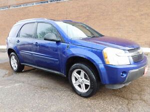 2005 Chevrolet Equinox LT SUV, CERTIFIED AND ETESTED !!