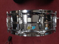 Snare Ludwig LM400 Aluminum Supraphonic 14X5 excellent condition