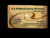 Home farm & business cleaning and repair