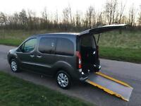 2014 Citroen Berlingo 1.6 Hdi ONLY 4K Weelchair Accessible Disabled Adapted WAV