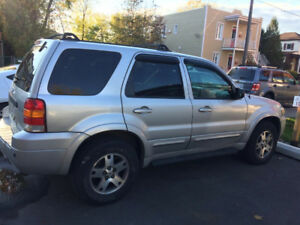 Ford escape XLT limited 2005 V6 4x4