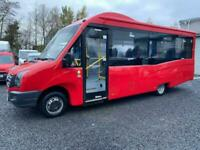 Vw crafter mellor cr50 10 seater + wheelchair