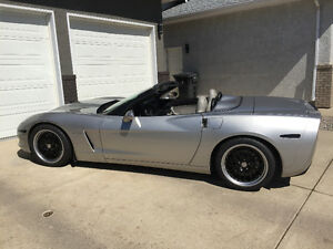 SELLING: Factory Lingenfelter Supercharged 2006 Corvette Z51