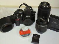 Nikon DXD3200
