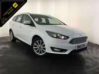 2015 FORD FOCUS TITANIUM TDCI ESTATE 1 OWNER FORD SERVICE HISTORY FINANCE PX