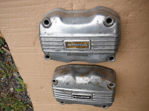 1976 Honda GL1000 Gold Wing.VALVE COVERS