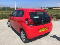 2016 Peugeot 108 1.0 Active Manual Hatchback
