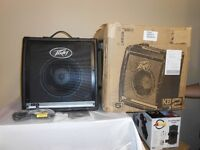 PEAVEY KB2 KEYBOARD AMPLIFIER -GOOD CONDITION- FAST SHIPPING -