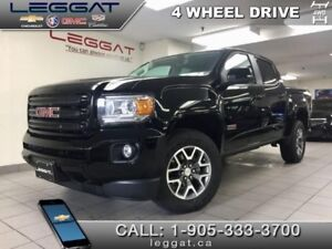 2018 GMC Canyon 4WD SLE  - Heated Seats - Bed Liner
