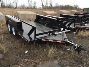 Air Ride Drop Deck Trailers