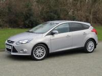 2013 Ford Focus 1.6 TDCi Zetec Manual 6 Speed Diesel 5 Door Hatchback 115 bhp