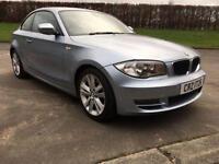 2011 BMW 1 SERIES 2.0 118D SE 2D 141 BHP DIESEL