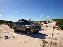 2003 Mitsubishi Challenger with ALL CAMPING GEAR (Built in bed) Brisbane City Brisbane North West Preview