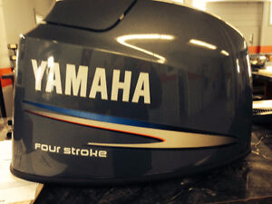 OUTBOARD COWLINGS - YAMAHA AND MERCURY - NEW and USED Peterborough Peterborough Area image 5