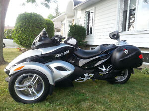 Can am Spyder GS (RS) 2008 Seulement 10 000 km