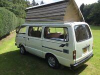 Toyota hi-ace, campervan, motorhome, camping, not vw