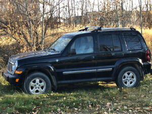 2006 Liberty CRD Diesel for trade