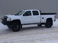 2014 Chevrolet Duramax 2500 Lifted