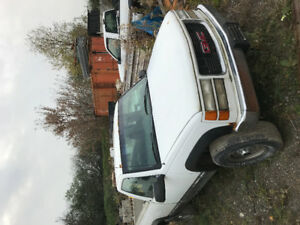 1998 GMC Other Pickups Crome Pickup Truck