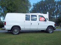 2008 Ford E250 Commercial Fourgonnette, fourgon