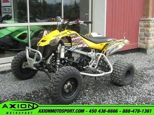 2012 Can-Am DS 450 X MX 34,69$/SEMAINE