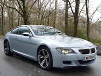 2006 06 BMW M6 5.0 V10 SMG M6..HIGH SPEC..STUNNING COLOUR COMBO !!