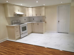 Finch/Willowdale 2 bedroom basement apartment for rent