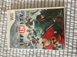 Wii Infinity Game