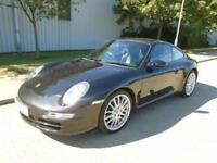 2007 (07) PORSCHE 911 3.8 CARRERA S ULTRA LOW MILES 44,000