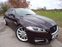 2011 Jaguar XF 3.0d V6 S Premium Luxury 4dr Auto Full Jag SH! 20in Alloys! 4...