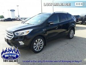 2018 Ford Escape Titanium   - Smart Phone Start - Low Mileage!