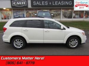 2013 Dodge Journey SXT/Crew  7 PASSENGER, V6, ALLOYS, BLUETOOTH