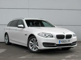 2013 BMW 5 SERIES 520d SE Step Auto