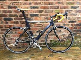 Kestrel Talon carbon triathlon road bike 58cm
