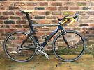 Kestrel Talon carbon triathlon road bike 58cm