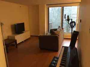 Summer Sublet - South End - Room in Two-Bedroom Apart.