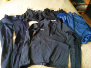 WOMEN'S S-M CYCLING GEAR $40 FOR ALL
