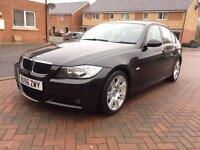 BMW 320D M Sport Automatic Auto MSport saloon 12 Months Mot Bargain