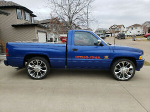 1996 Dodge Ram 1500 Indy Pace Truck
