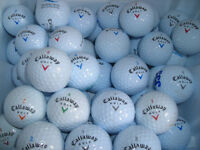 Forty (40) Callaway golf balls in excellent condition